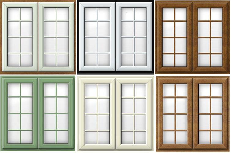 Tilt turn tilt turn pvc window tilt turn for Upvc window frame